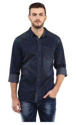 8a7ff2bfd71 Denim Regular Shirt at Rs 1149