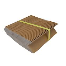 Brown Corrugated Edge Boards, Dimension/Size: 4 And 7 Mm