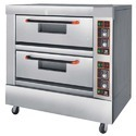 Two Deck Oven-Electric