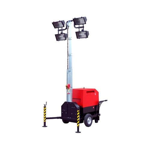 Flood Mobile Tower Light Rental Service