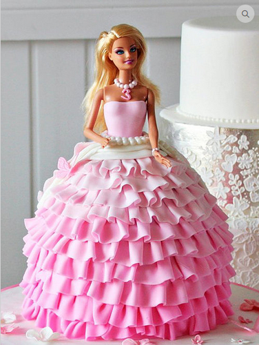 Barbie Cake At Rs 2560 Piece Uttam Nagar New Delhi