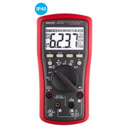 TRMS Digital Multimeter With VFD, EF- Detection, 3 Phase Rotation-R and Rotation-M (Motors) KM 237R