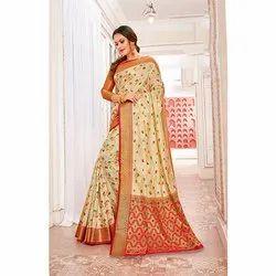 Heavy Banarasi Silk Saree