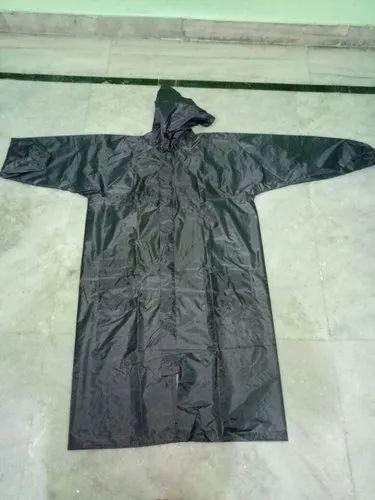 Rubberized Raincoats