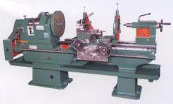 Heavy Duty Cone Pulley Lathe Machine
