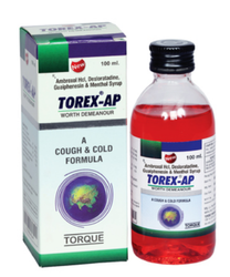 Torex-AP Cough Syrup