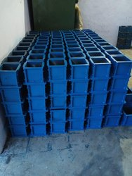 Cube Moulds (15x15)  CM ISI Mark