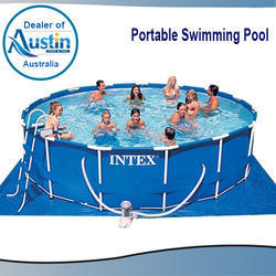 Portable Swimming Pools In Mumbai