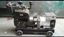 15kVA  Kirloskar Air Cooled Generator