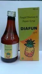 Fungal Diastase 50 mg Pepsin 10 Mg Syrup