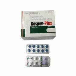 Risperidone And Trihexaphenidine HCI Tablet