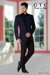Stitched Party Wear Jodhpuri Suit