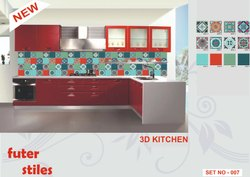 Kitchen Highlighter Tiles