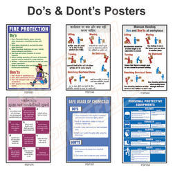 Do's and Dont's Poster