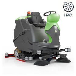 IPC Ride On Industrial Scrubber Dryer