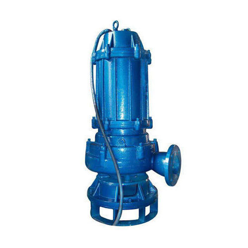 Non Clog Submersible Pump, Max Flow Rate: 5000 LPM