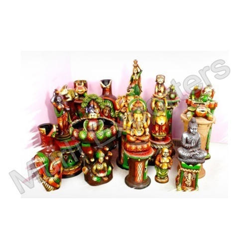 Clay Home Decorative Items For Interior Decor Rs 250 Piece Murli Exporters Id 7867629788