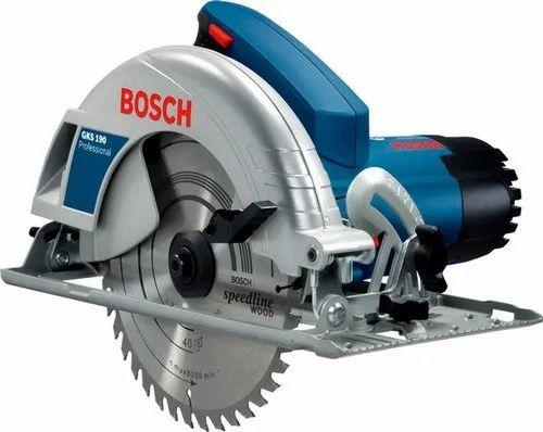Bosch 184 mm Heavy Duty Circular Saw GKS 190 1400 W