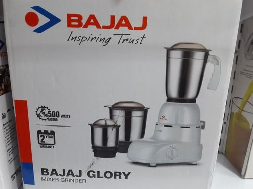 59108fe479a Mixer Grinder - Bajaj Bravo Dlx 3 jar Mixer Grinder Wholesale Trader from  Kolkata