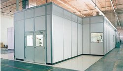Amicron Stainless Steel HVAC and Cleanroom Systems, Capacity: 35000 Cfm Max