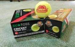 FULLTOSS ECOTOSS TENNIS CRICKET BALL