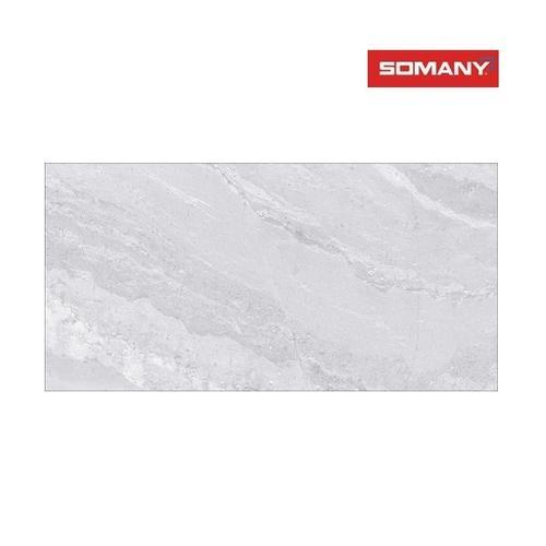 Somany T40803045 9.8 mm Calypso Grey Light Wall Tile, Size: 400 x 800 mm