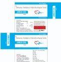 Telmisratan, Amlodipine and Hydrochlorothiazide Tablets