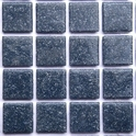 Glass Mosaic Tiles In Plain Color
