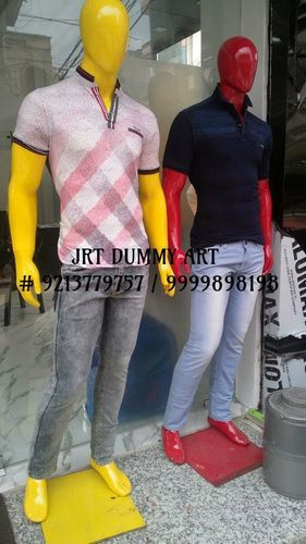 Fashion Male Mannequins