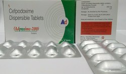 Cefpodoxime Proxetil 200 mg Tablets