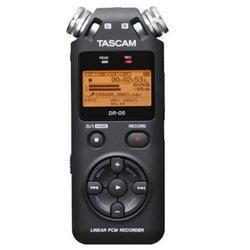 Tascam Dr 05 Sound Recorder