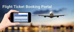 Flight Ticketing Booking  Portal Development Company In Hyderabad