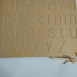 Mini Carving Alphabet Lowercase