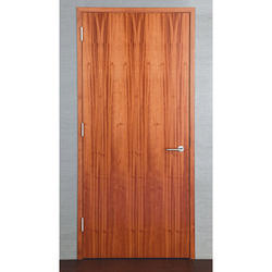 Entry Doors Interior Veneer Wooden Flush Door