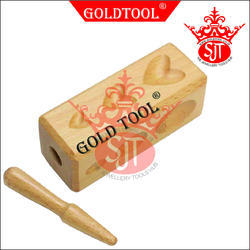 Gold Tool 4 Shape in 1 Block with Punch