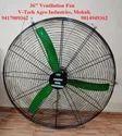 Poultry Basket Fan 36