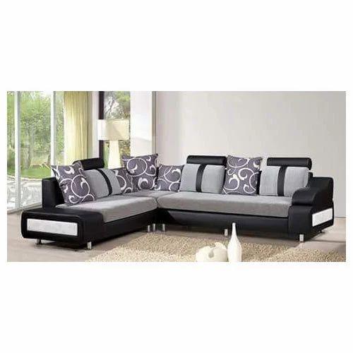 Elahi Teak Wood L Shaped Sofa Set Rs 28000 Piece Elahi Furniture