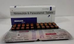 Nimesulide BP 100mg   Paracetamol IP 325mg