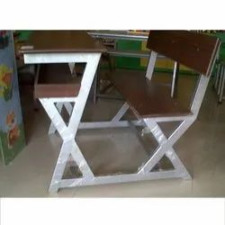 Zigzag School Desk