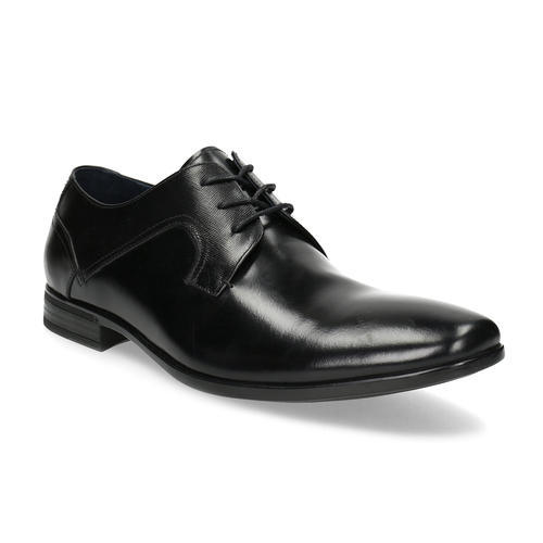 Formal Bata Men's Leather Shoes, Rs