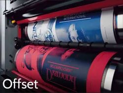 Offset Printing Service, West Bengal