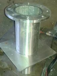 Stainless Steel Puddle Plate