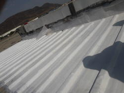 Industrial Roof Leak Proofing Services