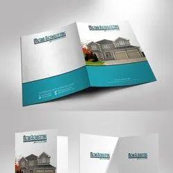 Graphic Folder Designing