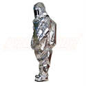 Commercial Fire Aluminized Proximity Suit ( 3 Layer )