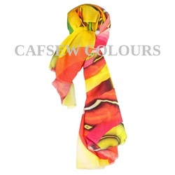 Fancy Printed Scarves