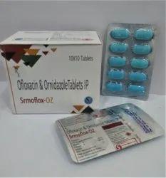 Ofloxacin 200mg  Ornidazole 500 Mg