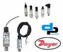 Dwyer 628-81-GH-P3-E4-S1 Pressure Transmitter 0-40 PSIG