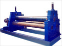 Mechanical 3 Roll Plate Bending Machine