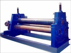 Mechanical 3 Roll Plate Bending Machine